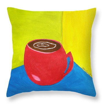 Get Around It Throw Pillow