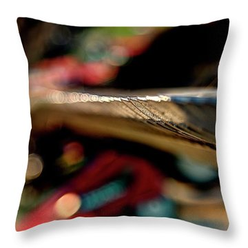 Get To The Point 6734 Throw Pillow