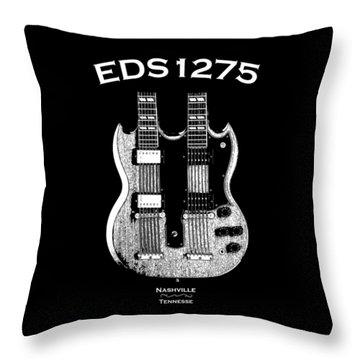 Gibson Eds 1275 Throw Pillow by Mark Rogan