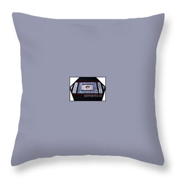 Gift Of Kanji In Love Throw Pillow