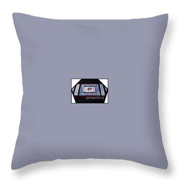 Gift Of Kanji In Love Throw Pillow