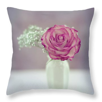 Gift Of Love Throw Pillow