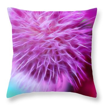 Gift Of Pink Throw Pillow