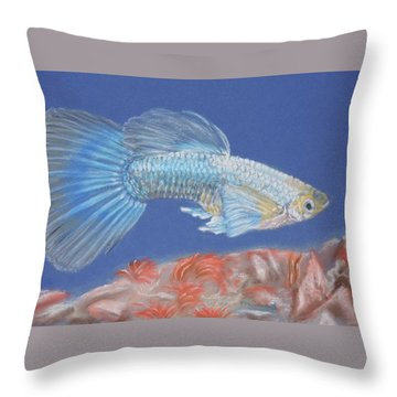 Gill Throw Pillow