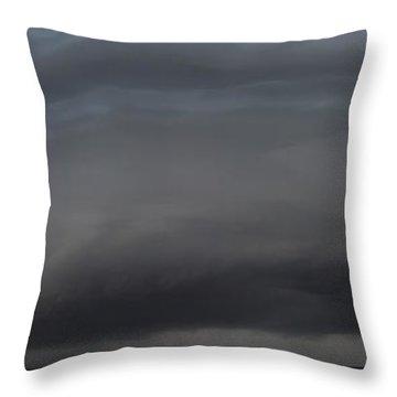 Gimme Shelter  Throw Pillow