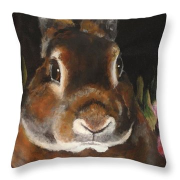 Ginger Throw Pillow