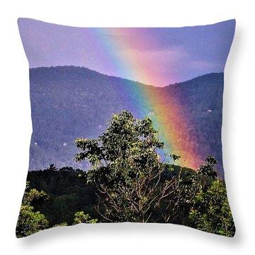Everlasting Hope Throw Pillow