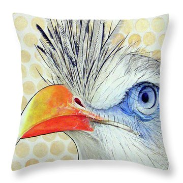 Giselle Throw Pillow
