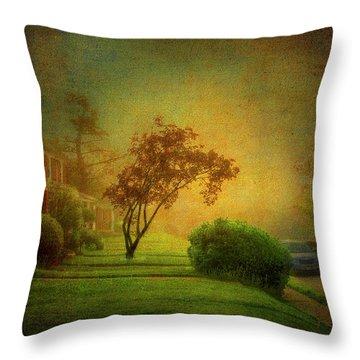 Gittings Avenue Throw Pillow
