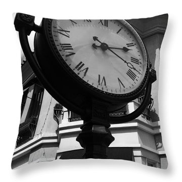 Given And Taken Throw Pillow