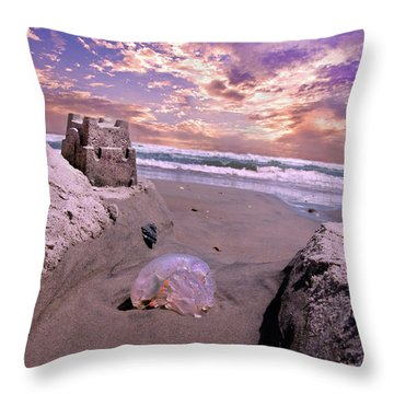 Giving And Taking Throw Pillow