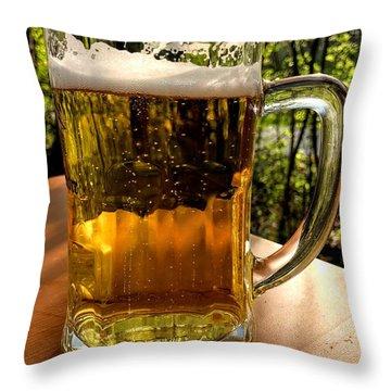 Drink Throw Pillows