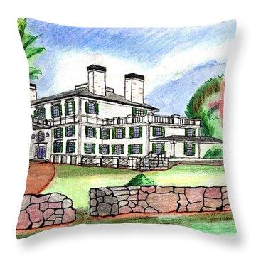 Glen Magna Farms Danvers Throw Pillow