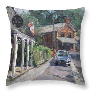 Glen Williams Ontario Throw Pillow