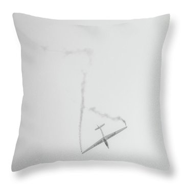 Gliders Throw Pillow