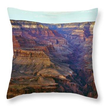 Glimpse Of Eternity Throw Pillow