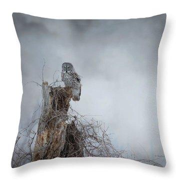 Gloomy Sunday  Throw Pillow
