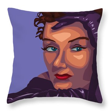 Gloria Throw Pillow
