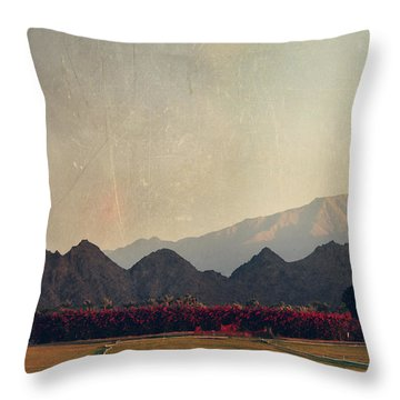 Glorious Light Throw Pillow by Laurie Search