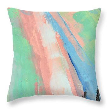 Glory Throw Pillow