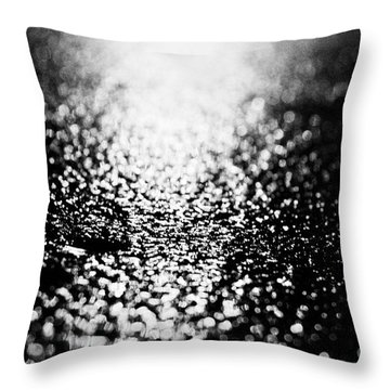 Gloss Throw Pillow