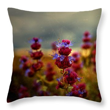 Go Bee Throw Pillow