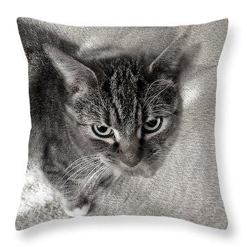 Go Tikki Throw Pillow