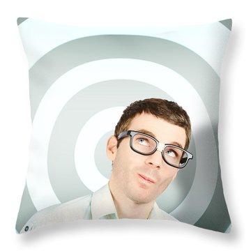Accomplish Throw Pillows