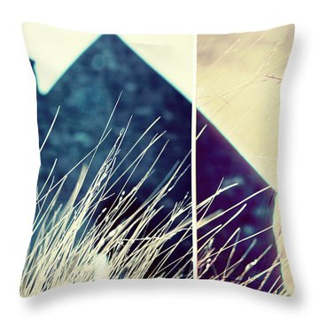 Going To The Chapel Throw Pillow by Linde Townsend