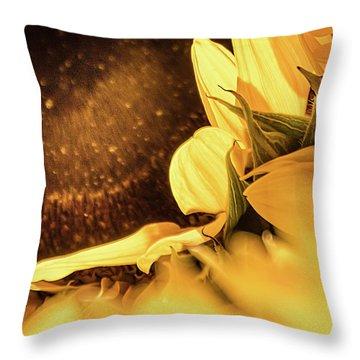 Gold Dust 2 - Throw Pillow
