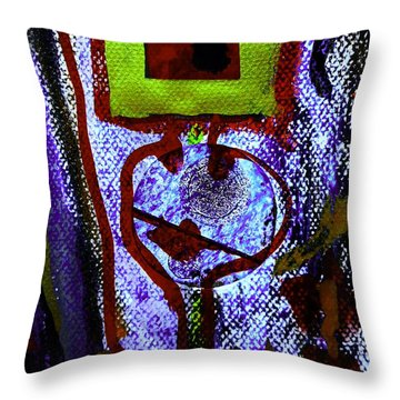 Golden Child-4 Throw Pillow