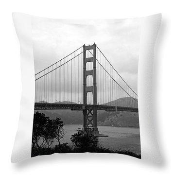 Bay Area Throw Pillows