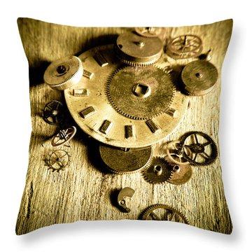 Workshop Throw Pillows