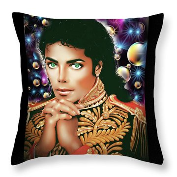 Gone Too Soon Throw Pillow