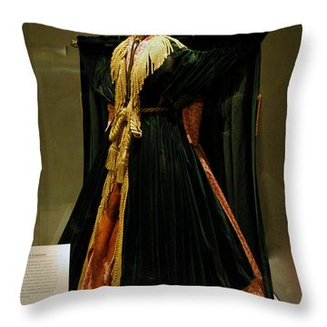 Gone With The Wind - Carol Burnett Throw Pillow by LeeAnn McLaneGoetz McLaneGoetzStudioLLCcom