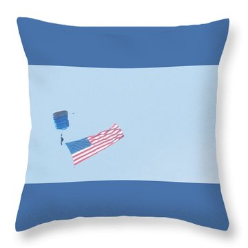 Good Glory Throw Pillow