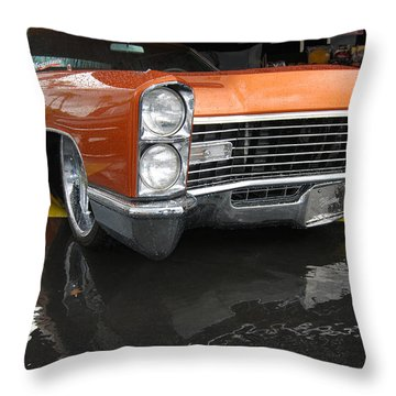 Good Guys Caddy Throw Pillow