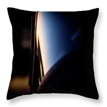 Throw Pillow featuring the photograph Good Morning by Paul Job
