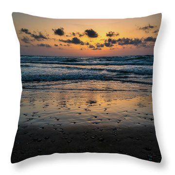 Goodnight Sea Throw Pillow