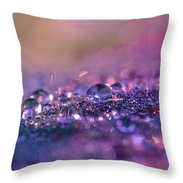 Throw Pillow featuring the photograph Goodnight Sweet Prince by Melanie Moraga