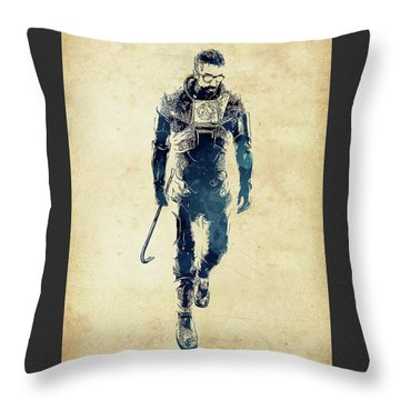 Gordon Freeman Throw Pillow