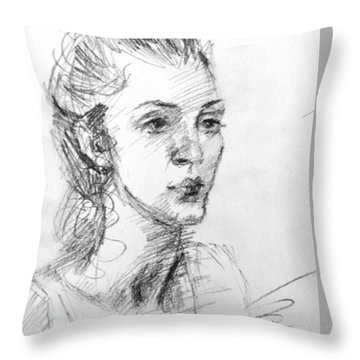Georgia Throw Pillow