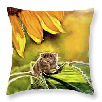 Got Cheese? Throw Pillow