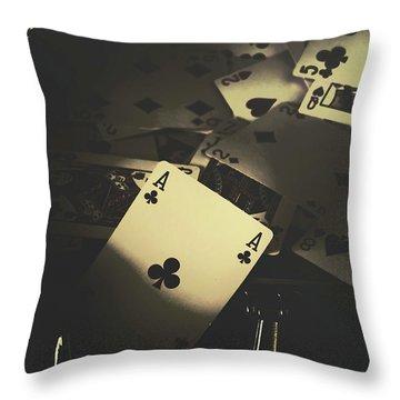 Got Game Throw Pillow