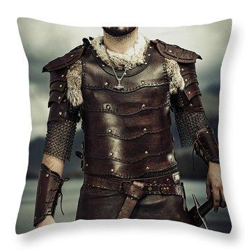 Got Inspired Character Throw Pillow