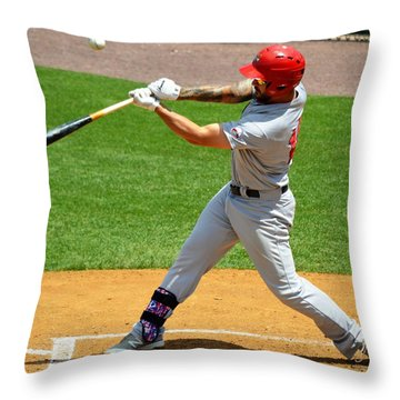 Got It Throw Pillow