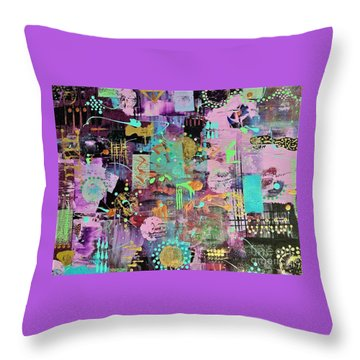 Got Ray Bradbury On My Mind Throw Pillow