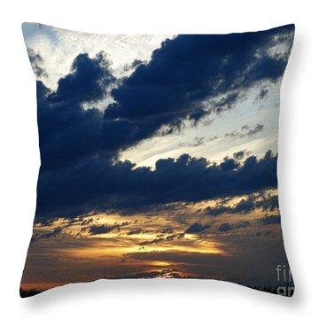 Graced Throw Pillow