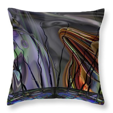 Grade Point Throw Pillow