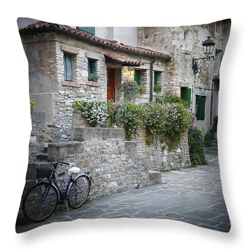 Grado Antica Throw Pillow